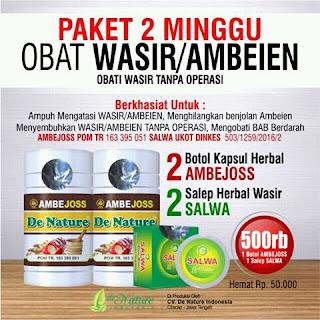 obat ambeien de nature Indonesia