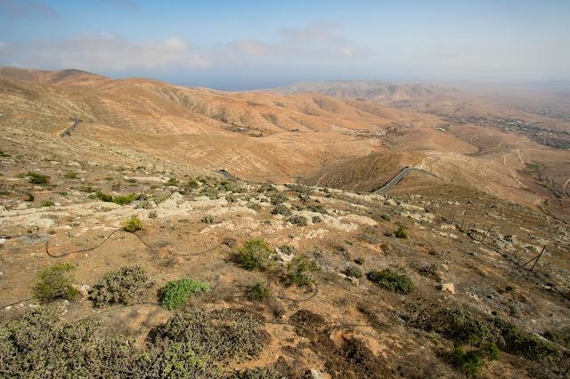 Panorama dal Mirador Morro Velosa-Fuerteventura