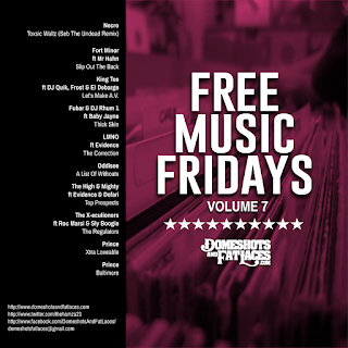 FreeMusicFridays Vol 7