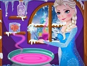 Frozen Elsa Magic