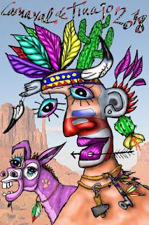 Tinajo - Carnaval 2018 - Sergio Vicente Rodríguez Rodríguez
