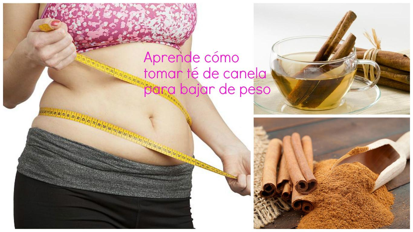 Como tomar miel y canela para bajar de peso