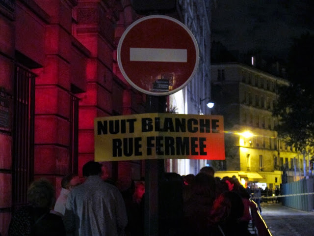 Nuit Blanche, 5 October 2013