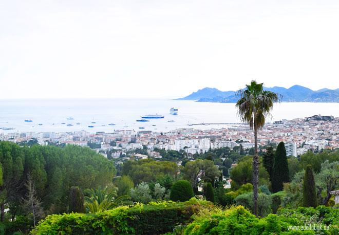 Elvital Öl Magique, die Villa in Cannes
