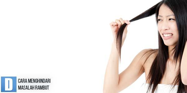 Menghindari Masalah Rambut, Cara Mengatasi Rambut Rontok, Obat Rambut Rontok, Mengatasi Rambut Rontok, Menghindari Masalah Rambut Rontok, Masalah Rambut Bercabang