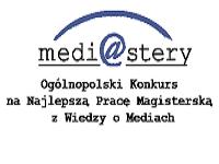 Logo konkursu Medi@stery