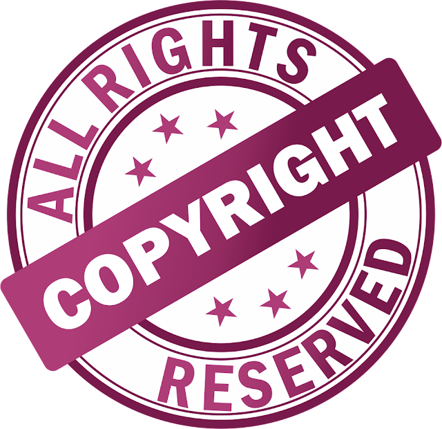 Copyright content all rights reserved