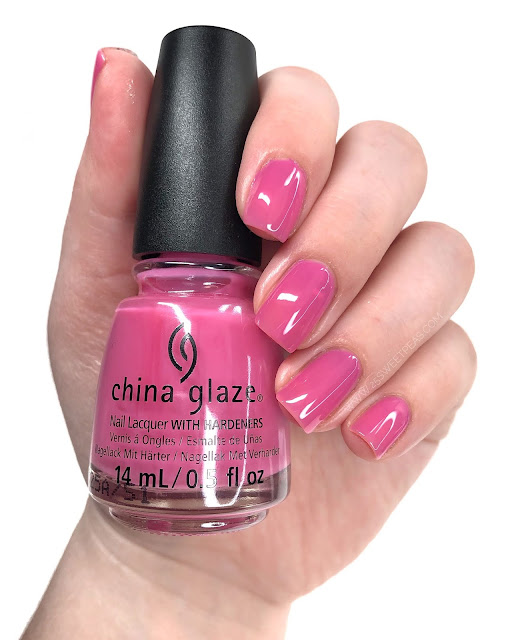 China Glaze There She Rose Again 25 Sweetpeas
