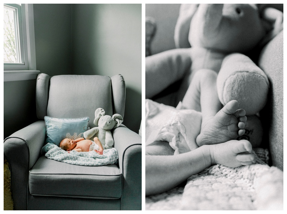 newborn lifestyle north jersey photography