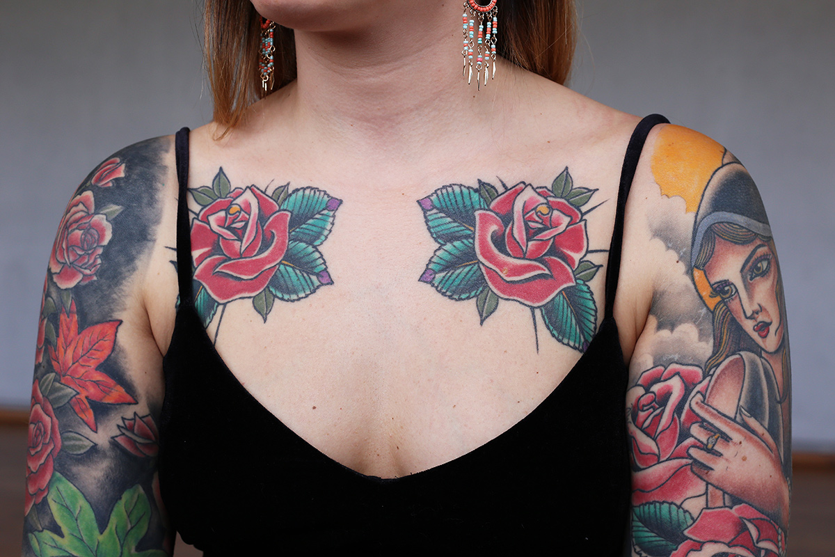 Beccy  Women With Tattoos-7554