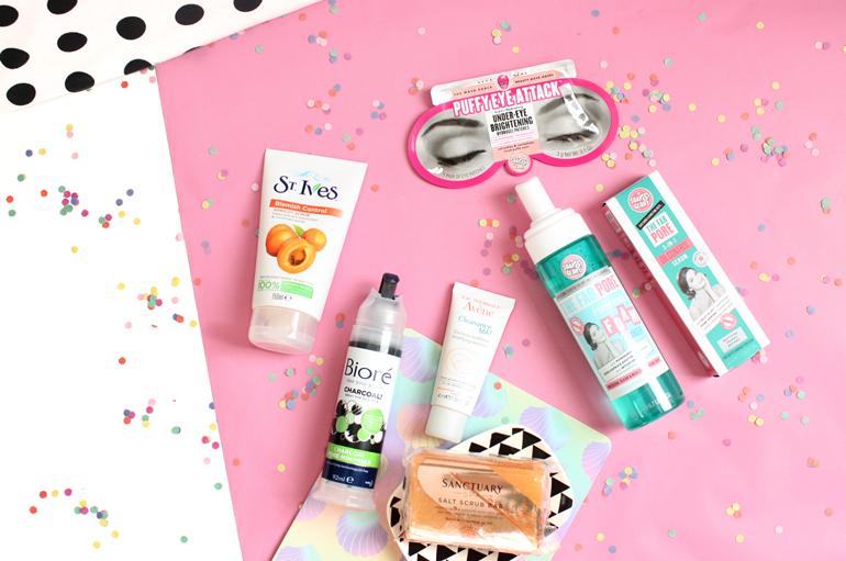 beauty skincare haul