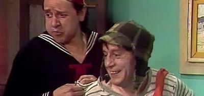 Os atores Carlos Villagrán e Roberto Gómez Bolaños tiveram propostas de trabalho no Brasil