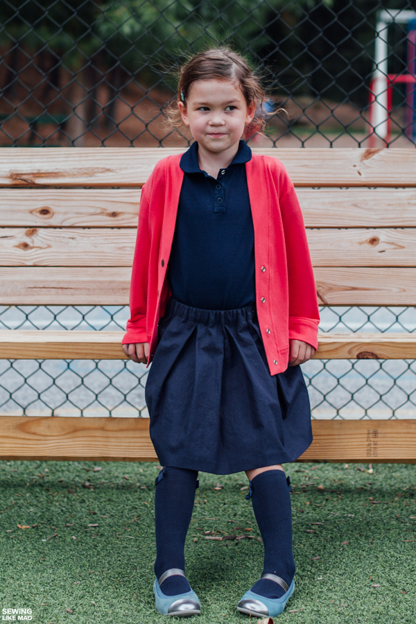 Sewing Like Mad: Sewing for Kindergarten 2015