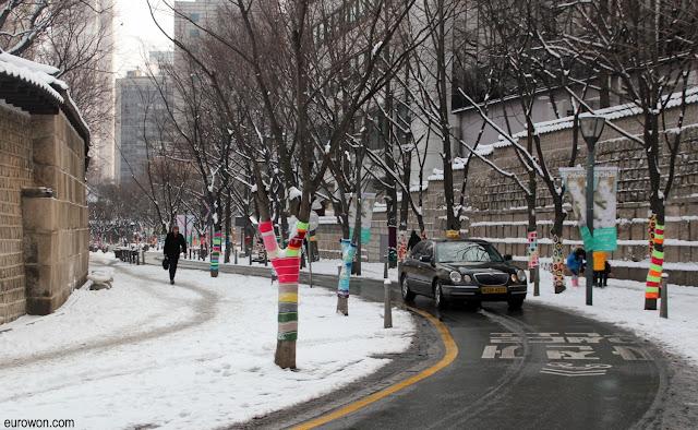 Nieve en Doldamgil