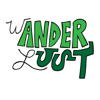 hand lettered design