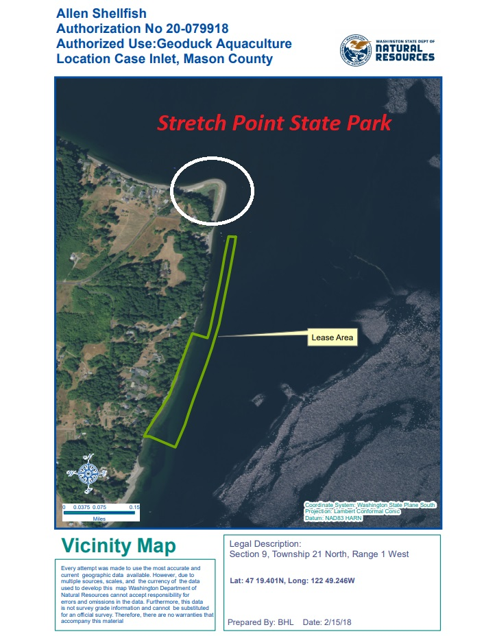 Protect Our Shoreline News: Washington DNR Moves Forward to