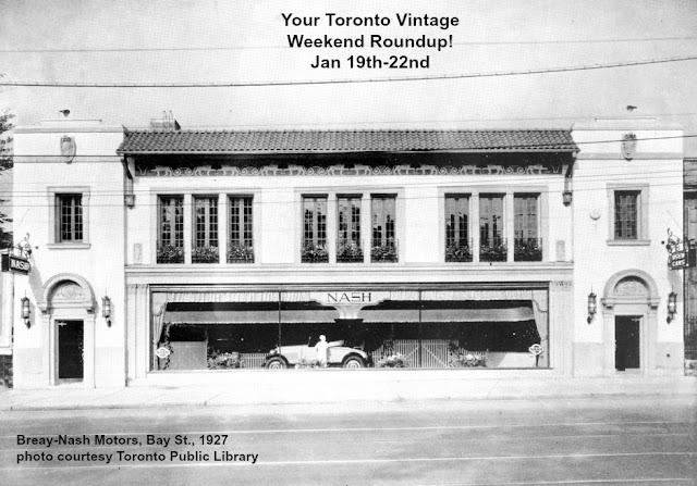 Toronto Art Deco 1927