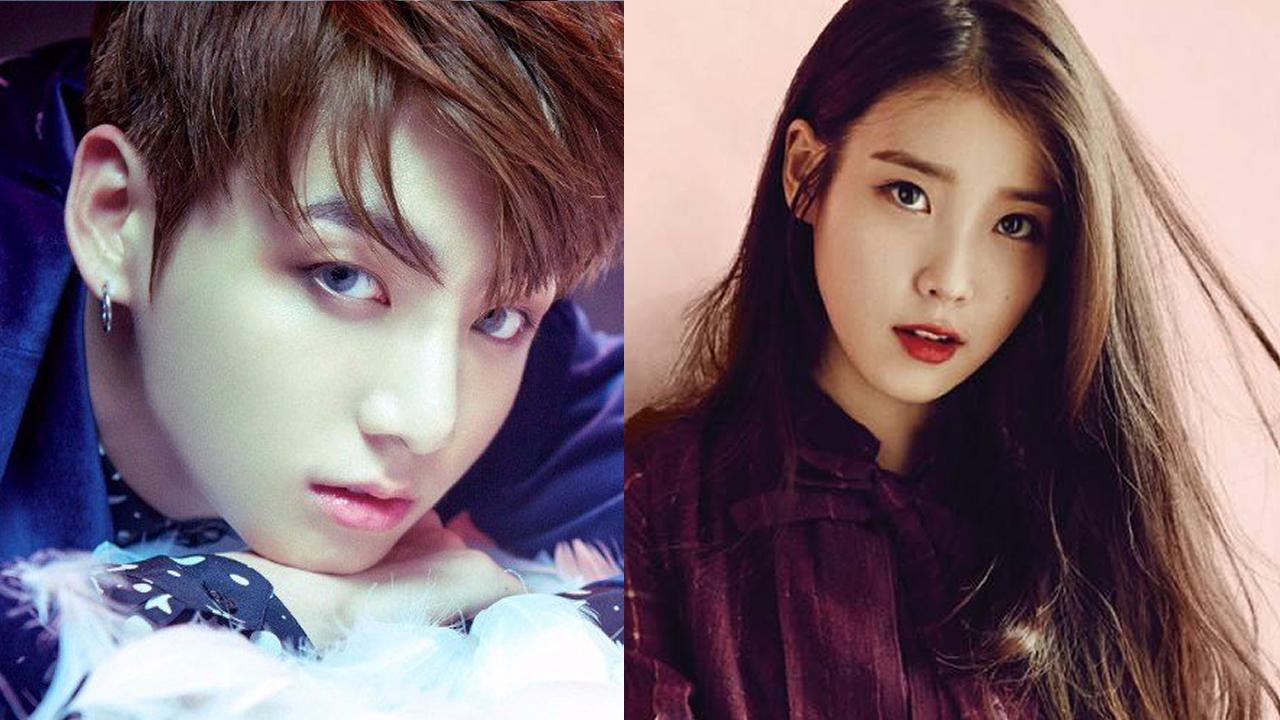 IU revela  que está enamorada de JUNGKOOK