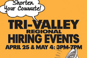 Tri-Valley Hiring Events