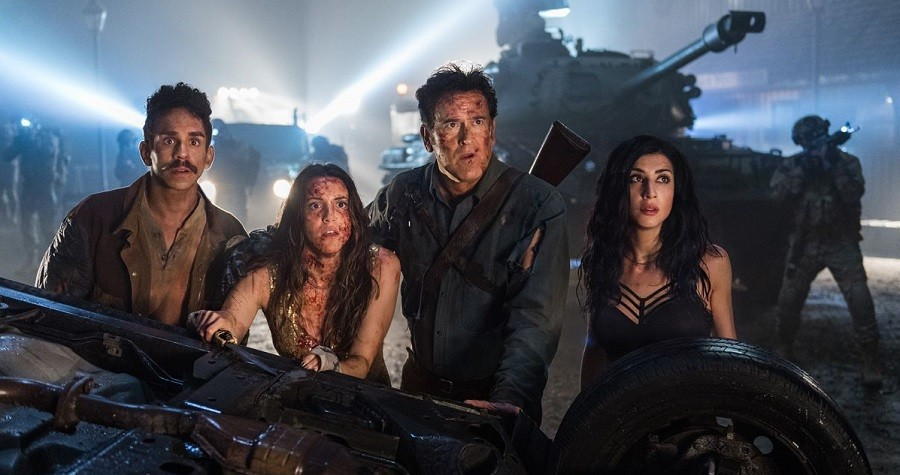 Ash vs Evil Dead - 3ª Temporada Torrent