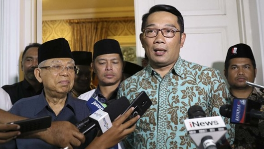 Barisan Tokoh Jabar di Garda Terdepan Pemenangan Jokowi