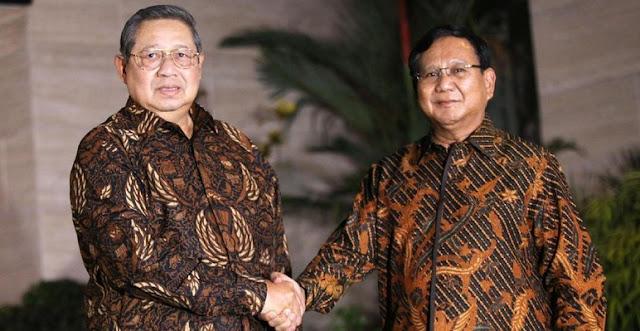 Demokrat Benarkan SBY Sepakat Capreskan Prabowo