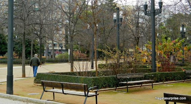 Parque Federico Garcia Lorca, Granada