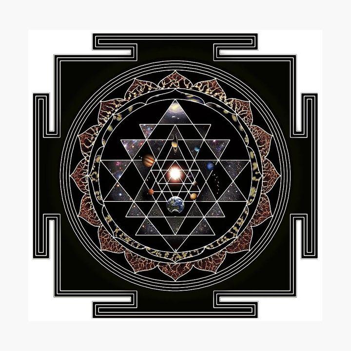 The Sri Yantra