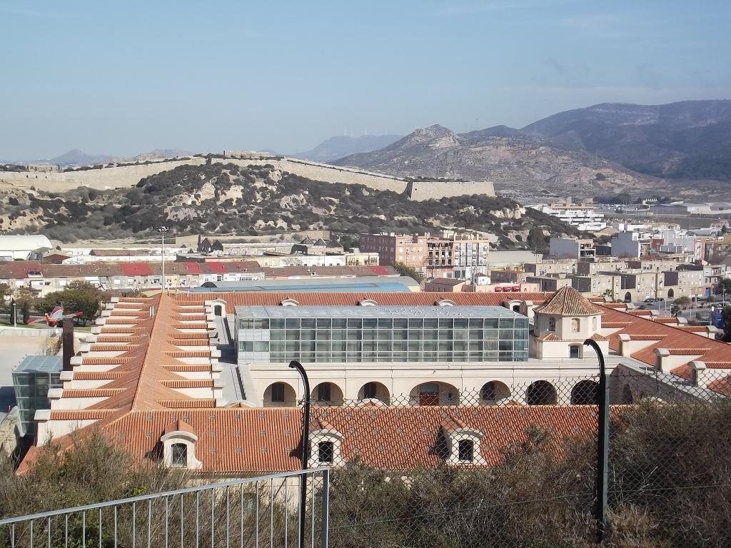 MurciaDailyPhoto: Technical University Of Cartagena (UPCT