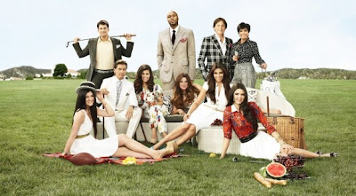 Keeping Up with the Kardashians whole family