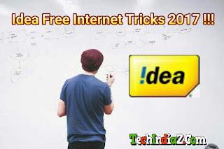 Idea free internet tricks 2017