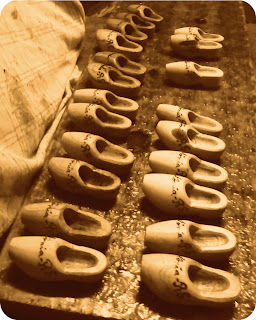 Sapatos de Pau de Teutônia