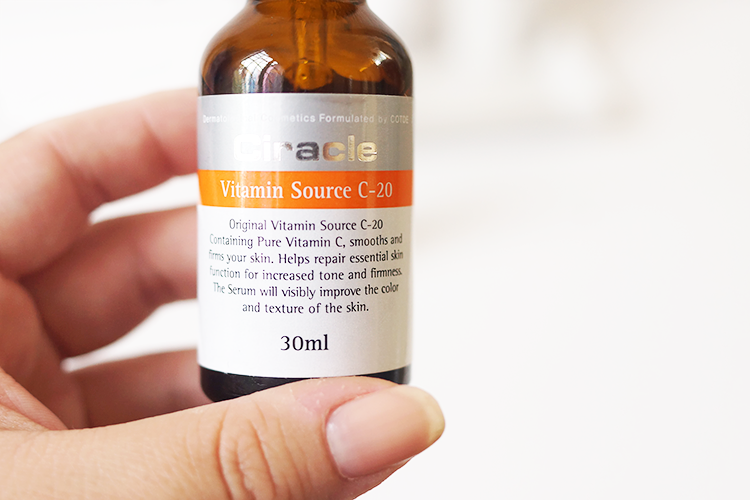 ciracle-vitamin-c-source-serum-review-ingredients