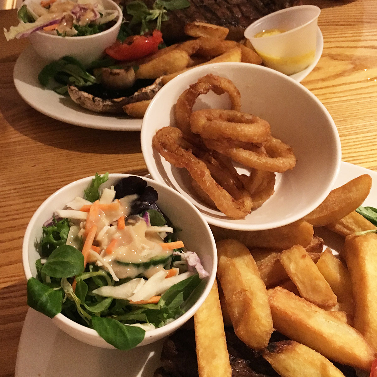 beefeater restaurant review