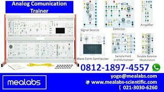 Alat Peraga Elektro Telekomunikasi Analog