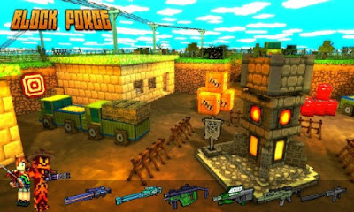 Block Force Cops N Robbers Mod Apk 2.1.8