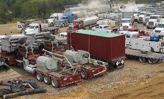 FRAC Trucks