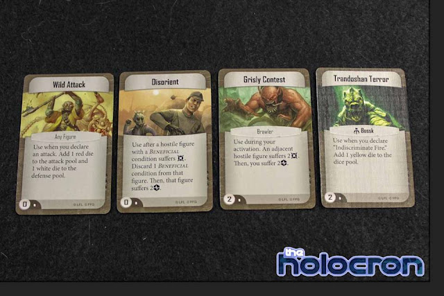 Imperial Assault Se filtran todas las cartas de Bossk