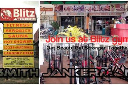 Lowongan Blitz GYM Pekanbaru Juli 2018