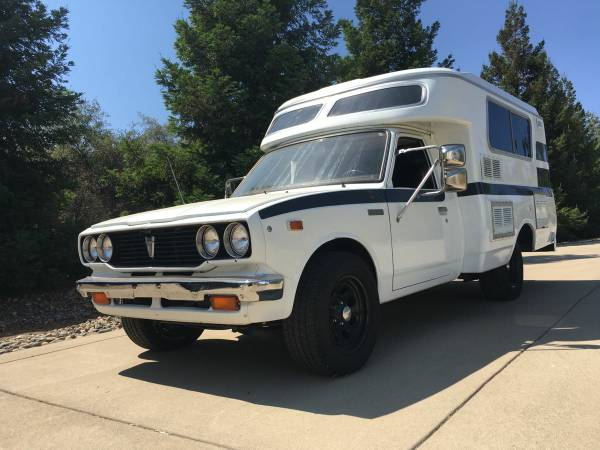 Used RVs Toyota Chinook 1976 For Sale by Owner