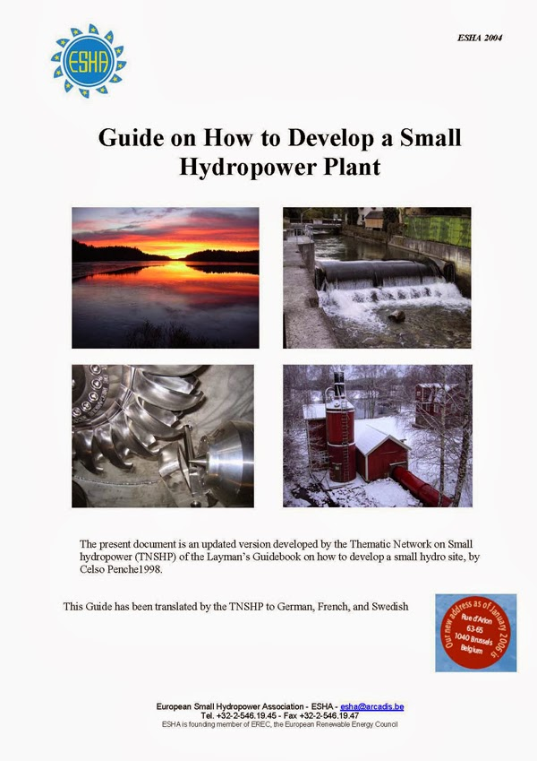 How To Develop A Small Hydropower Plant