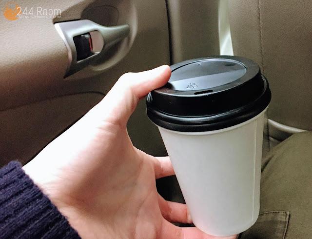 二重のカップ double-papercup
