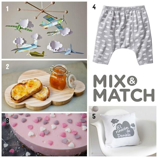 Mix & Match mayo 2016. Nubes