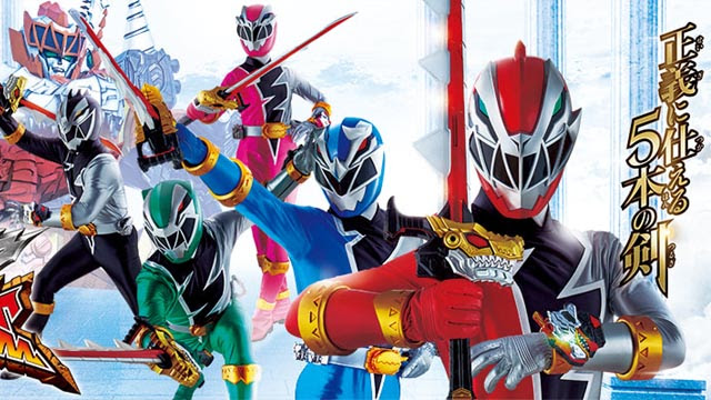 Kishiryu Sentai Ryusoulger Akan Ditayangkan Di Korea Selatan