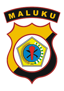 Polda Maluku Logo Vector download free