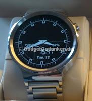 Huawei Watch, silber, Gliederarmband
