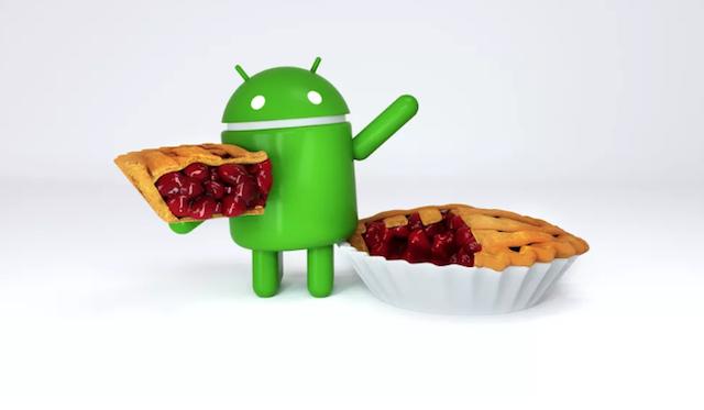 Android Pie es el nombre oficial de Android 9.0
