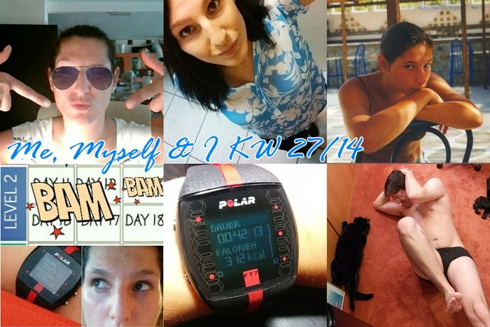 Me, Myself & I - KW27/14 | 30 day shred | Polar FT7