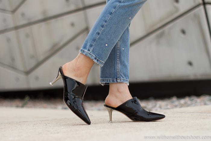 BLog influencer Adicta a los zapatos Una de las tendencias en zapatos de la temporada a la que no te podrás resistir Los Mules