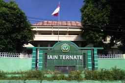 Jurusan dan Daya Tampung SPAN PTKIN Institut Agama Islam Negeri Ternate (IAIN Ternate)